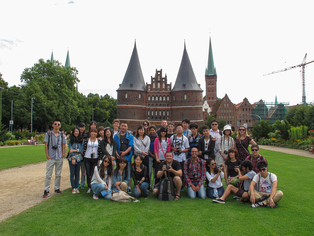 2012, International Summer Academy Wismar For Architecture, Design And Art (D)