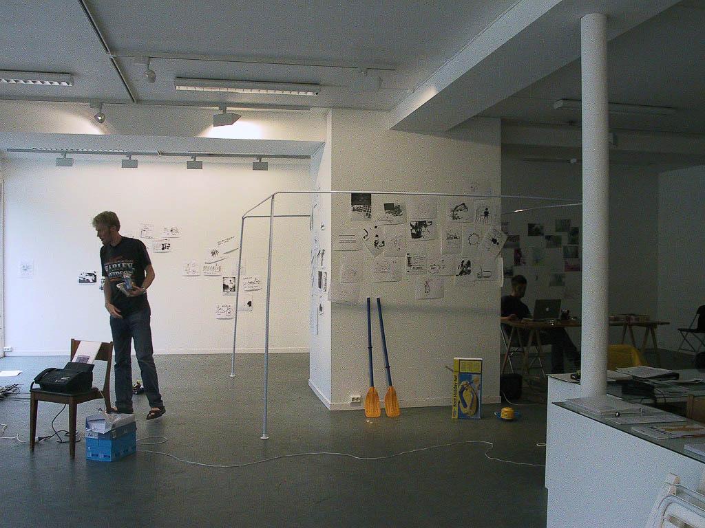 Ferie, 2002, trans-art, Trondheim (NO)