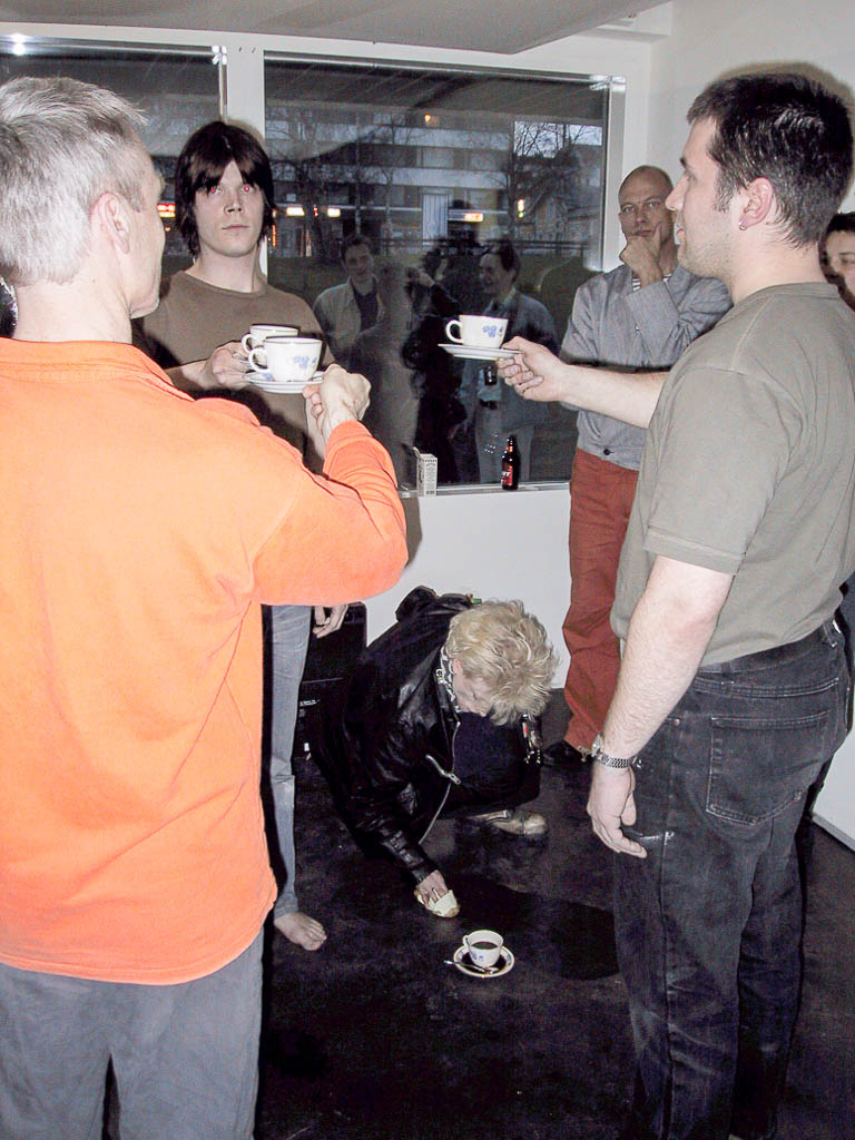 Meeting point, 2001, Platform, Vaasa (FIN)