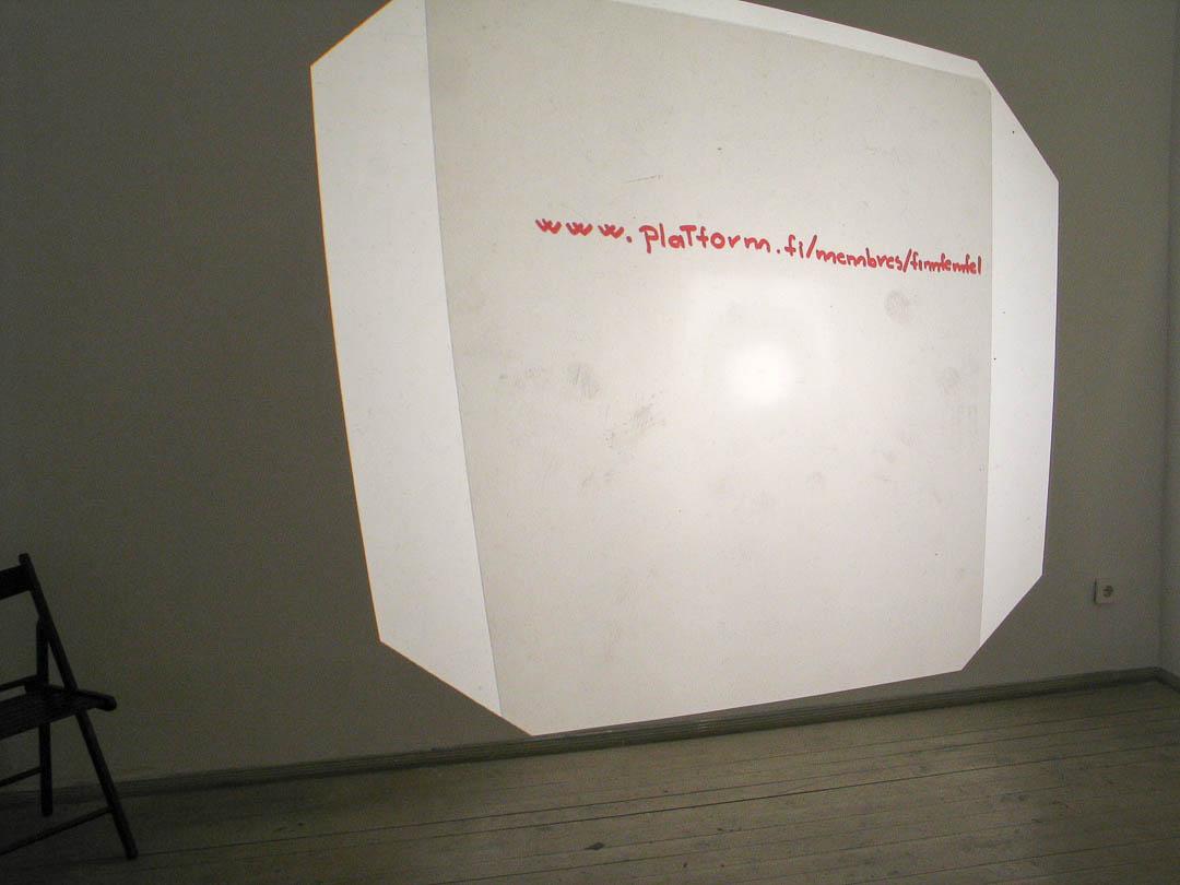 Nordic Walking, 2003, Studio Gallery, Budapest (HU)