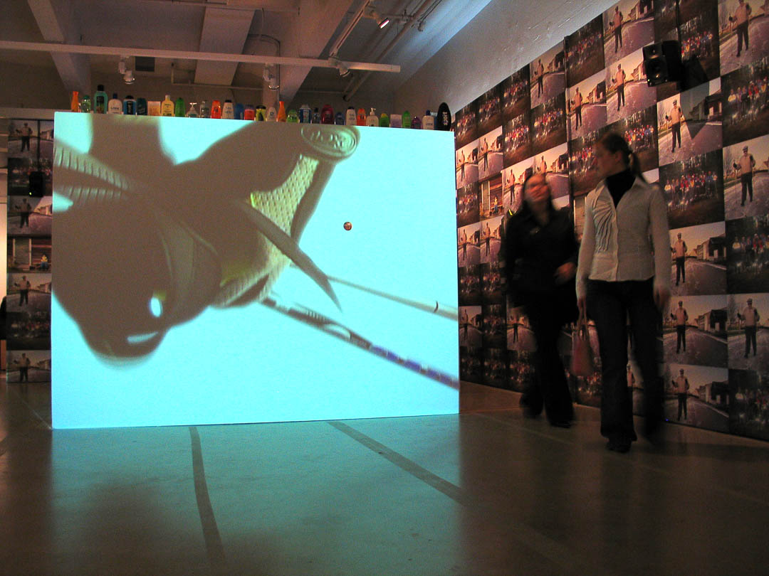 Nordic Walking, 2005,  Confused, Compassionate and Conflictual,  HAM Tennis Palace, Helsinki (FIN)