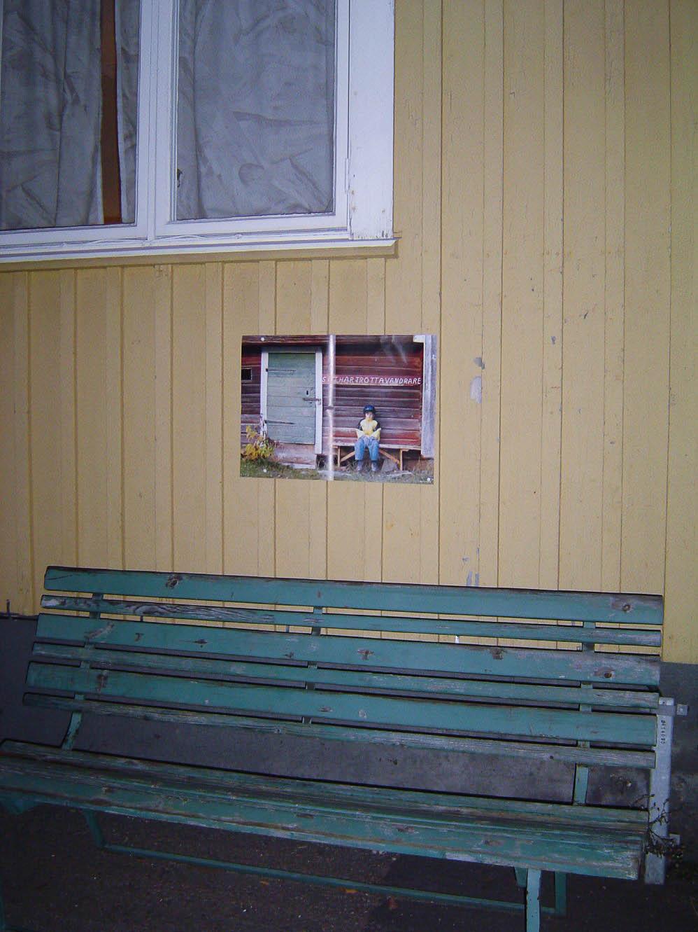 Nordic Walking, 2003, Learning by Doing, Verkligheten, Umeå (S)