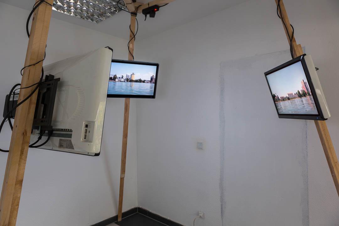 DreiLänderEckLied, 2018, LAF Projektraum, Pforzheim (D)