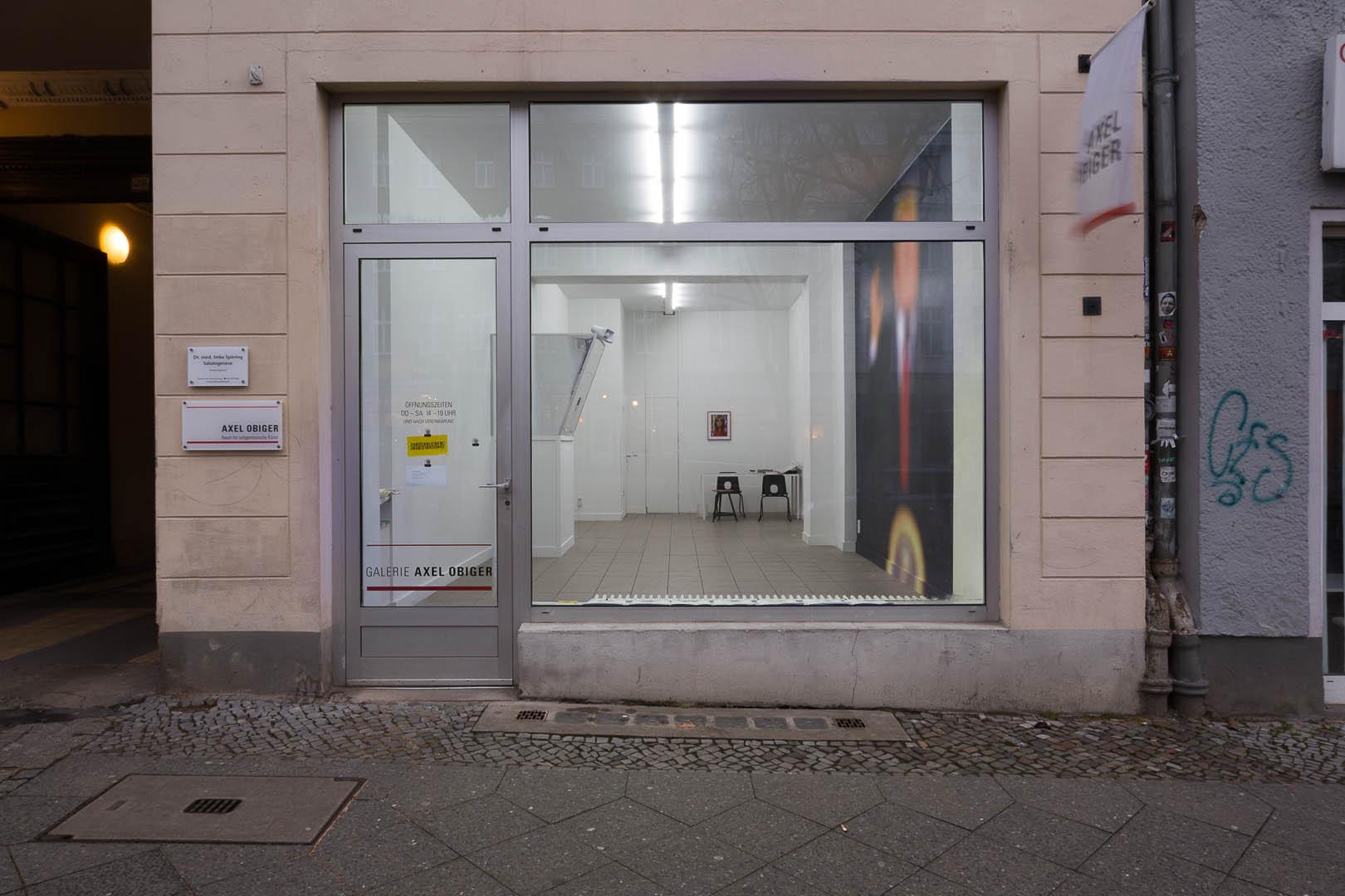 Zurückbleiben! 2018, Axel Obiger, Berlin (D)